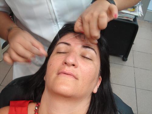 Facial Threading & Waxing