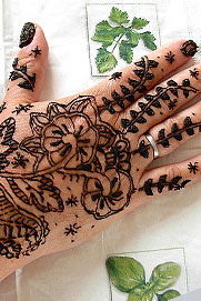 This image has an empty alt attribute; its file name is Mehndi-Tattoo.jpg